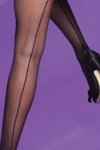 Silky Seamer Tights