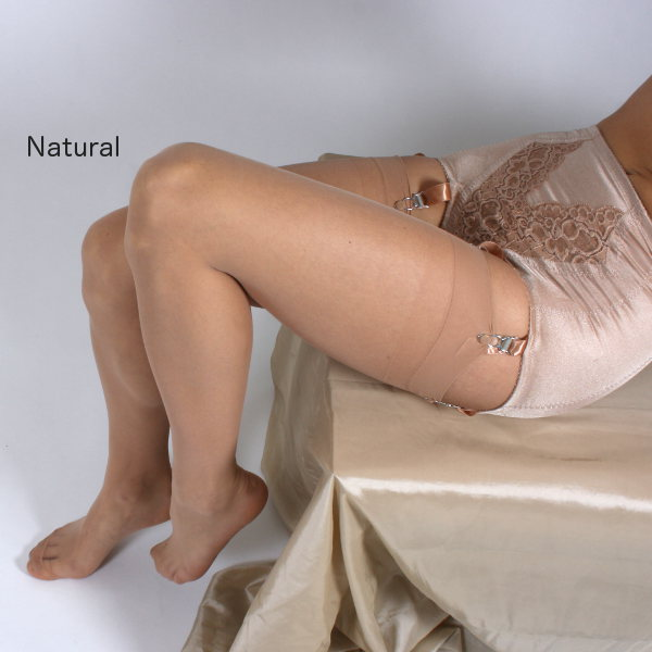 Couture Ultra sheer Stocking Sukat Morsiussukat / Strumpbyxor.com