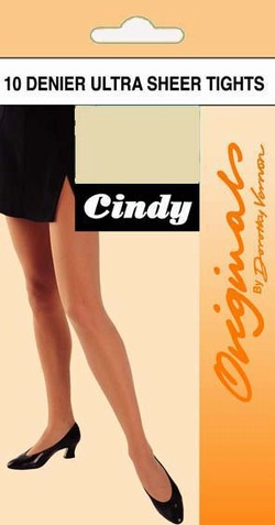 Cindy Ultra Sheer Tights Sukkahousut Kesäksi / Strumpbyxor.com